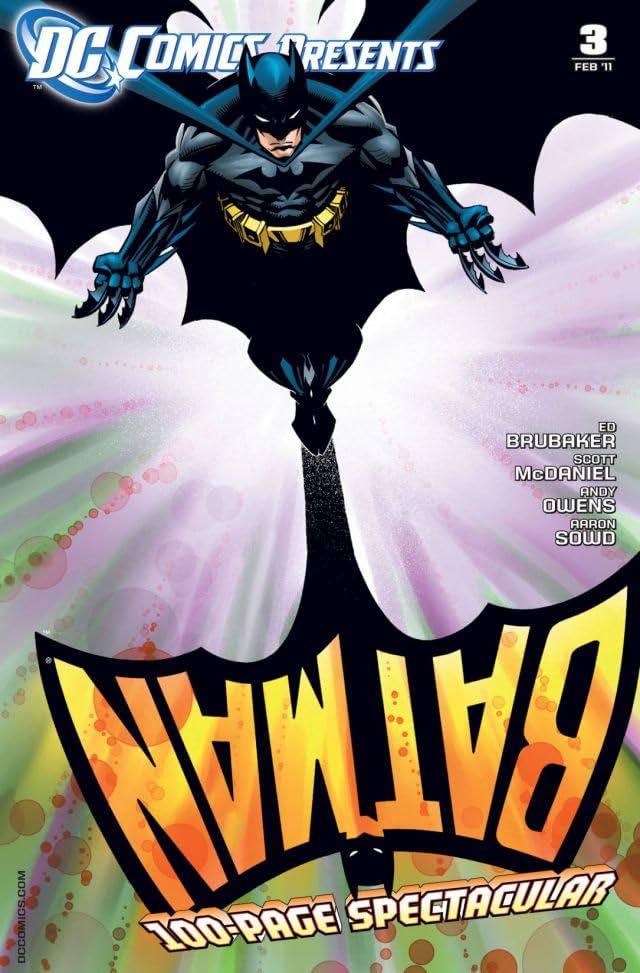 DC Comics Presents: Batman #3