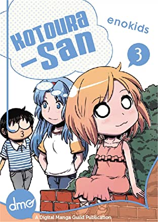Kotoura-San Vol. 3