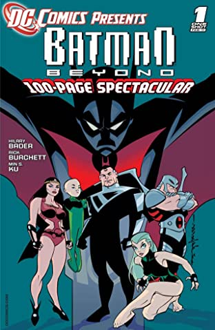 DC Comics Presents: Batman Beyond No.1
