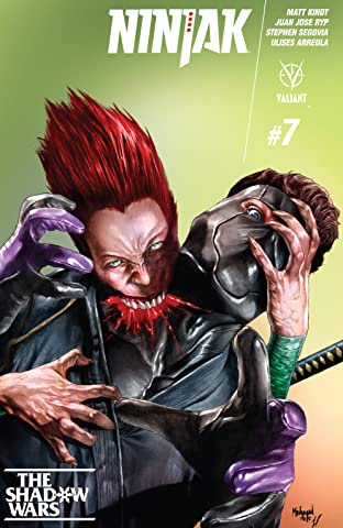 Ninjak (2015- ) #7: Digital Exclusives Edition