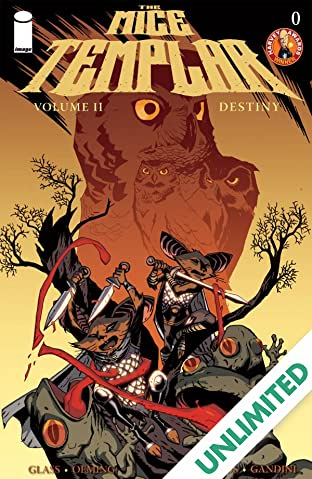 The Mice Templar Vol. 2: Destiny #0
