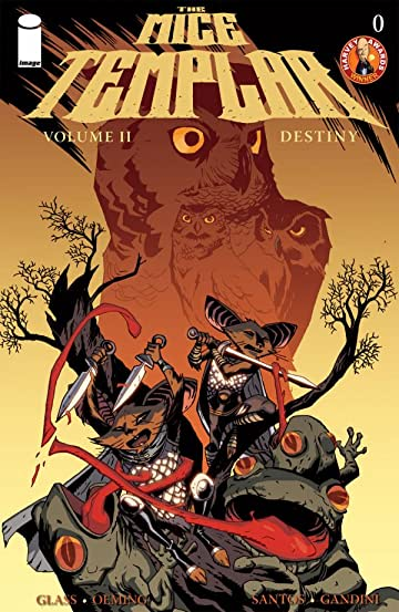 The Mice Templar: Destiny #0