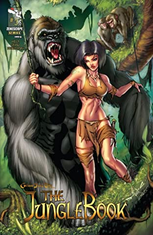 The Jungle Book No.3