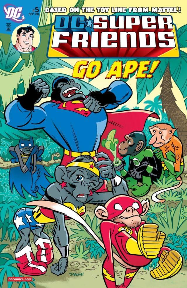 Super Friends (2008-2010) #5