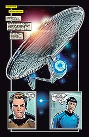 Star Trek/Green Lantern #1 (of 6)