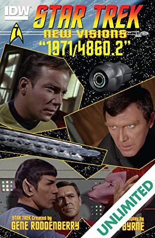 Star Trek: New Visions #7: 1971/4860.2