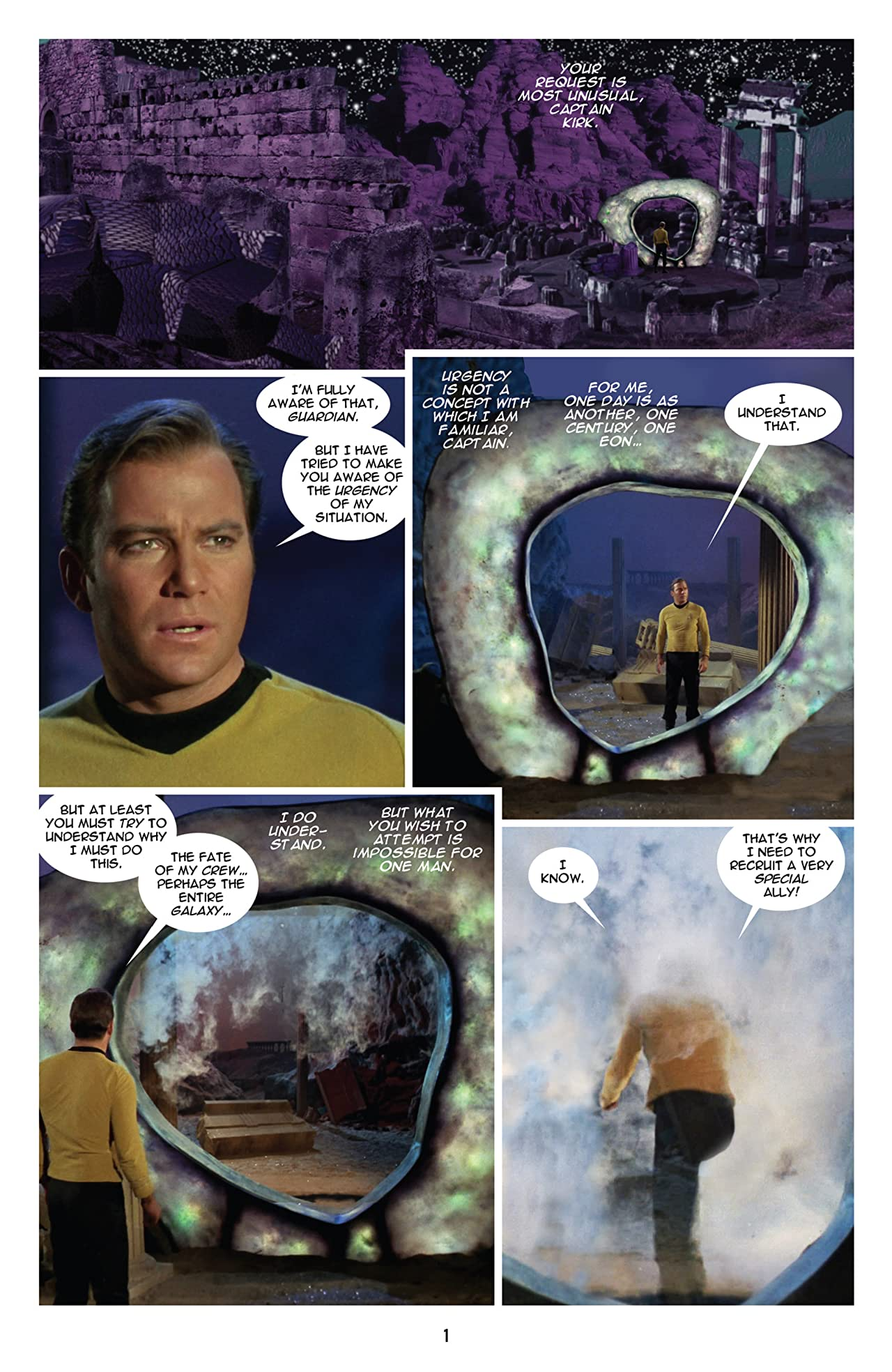 Star Trek: New Visions #7: 1971/4860.2