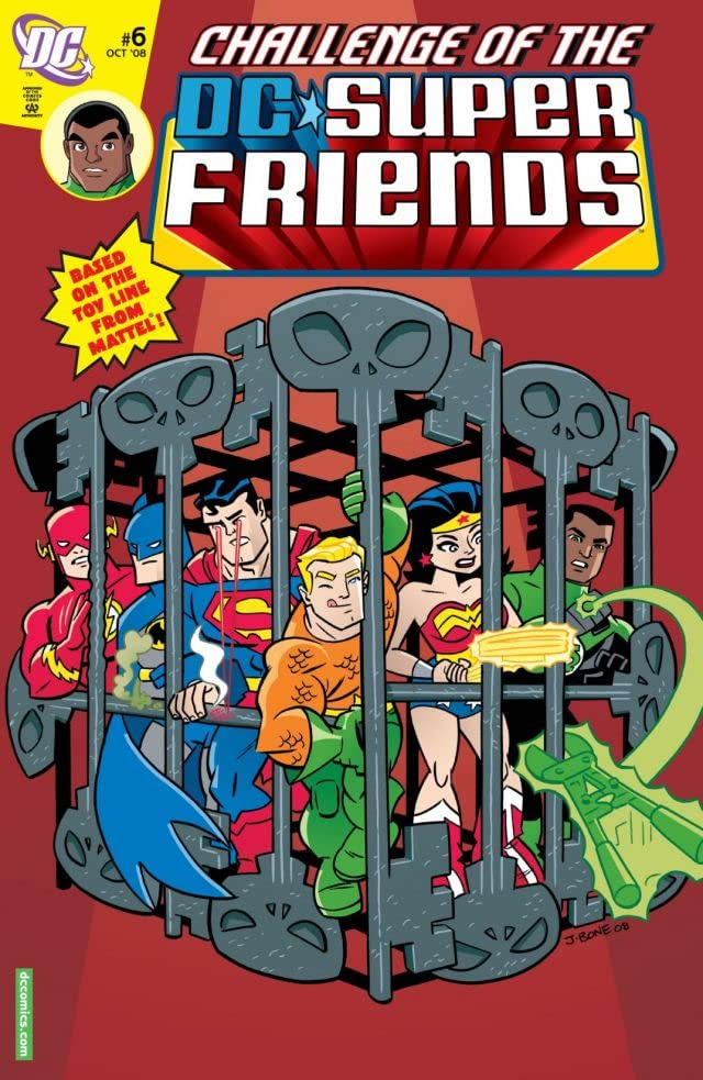 Super Friends (2008-2010) #6