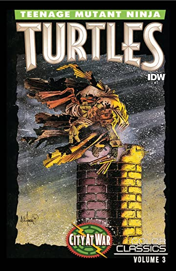 Teenage Mutant Ninja Turtles: Color Classics Vol. 3 #7