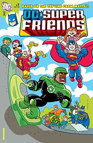 Super Friends (2008-2010) #7
