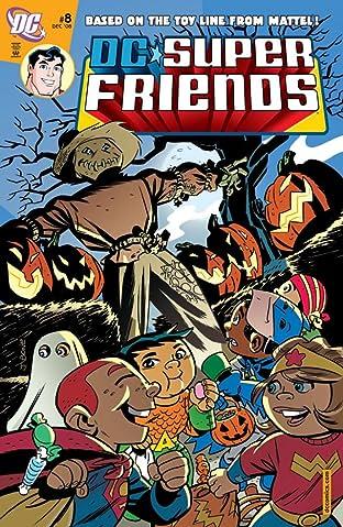 Super Friends (2008-2010) #8