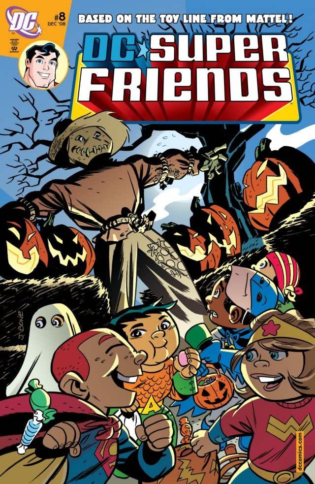Super Friends (2008-2010) #8