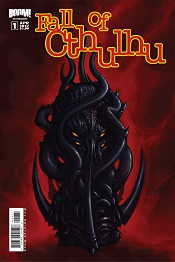 Fall of Cthulhu Vol. 1: The Fugue #1 (of 5)