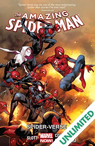 Amazing Spider-Man COMIC_VOLUME_ABBREVIATION 3: Spider-Verse