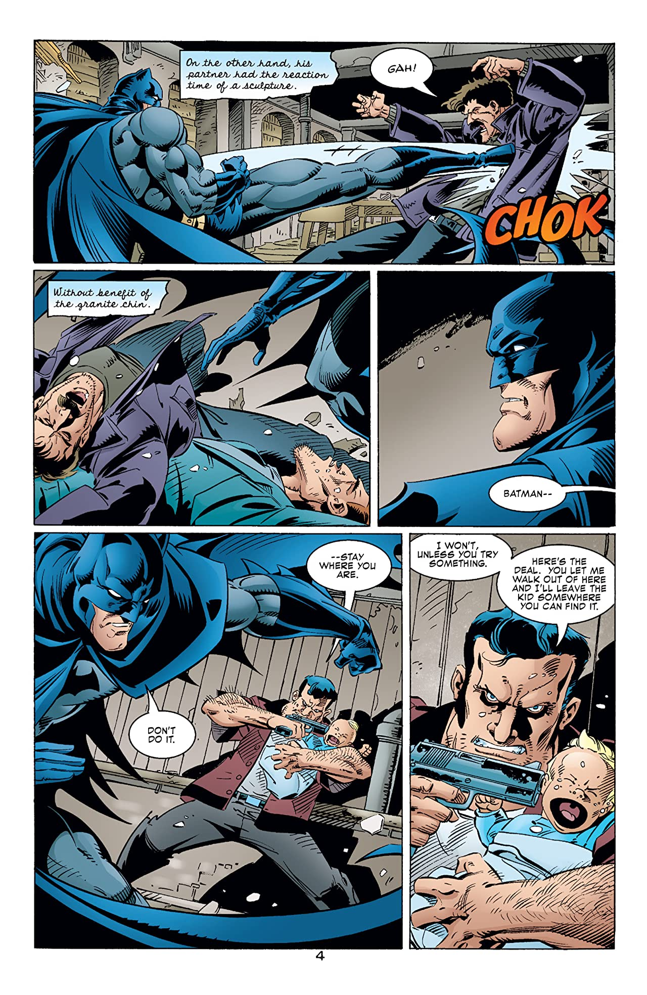 Batman: Legends of the Dark Knight #164