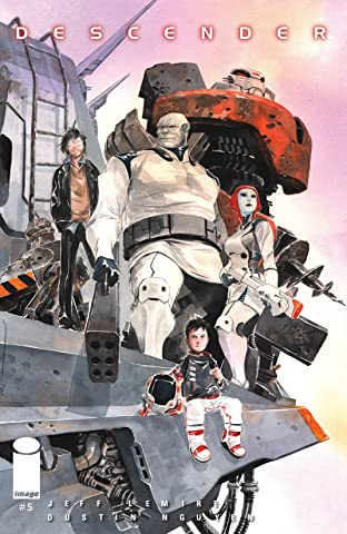 Descender No.5