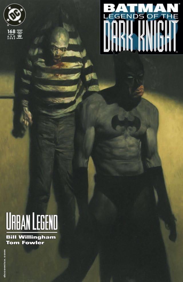 Batman: Legends of the Dark Knight #168