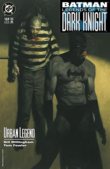 Batman: Legends of the Dark Knight #168