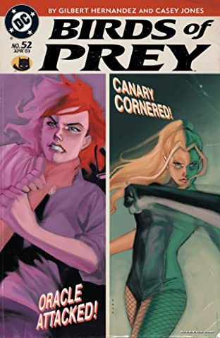 Birds of Prey (1999-2009) #52