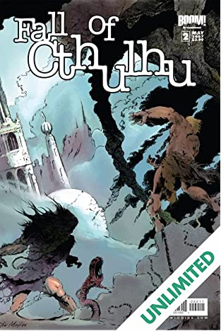 Fall of Cthulhu Vol. 1: The Fugue #2 (of 5)
