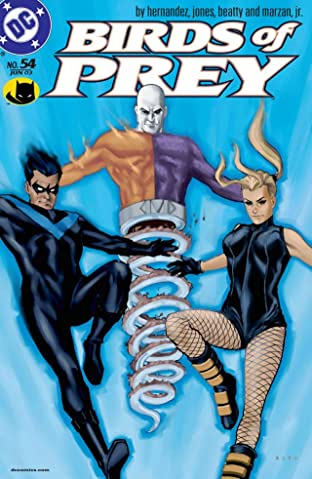 Birds of Prey (1999-2009) #54