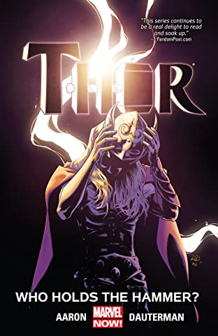 Thor Tome 2: Who Holds The Hammer?