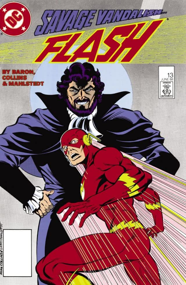 The Flash (1987-2009) #13