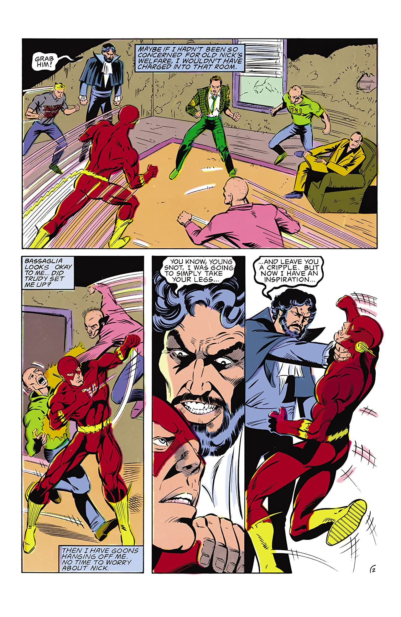 The Flash (1987-2009) #14