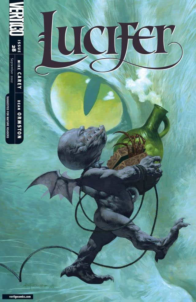 Lucifer #28