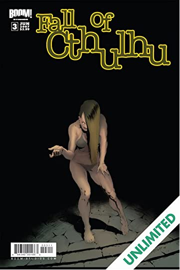 Fall of Cthulhu Vol. 1: The Fugue #3 (of 5)