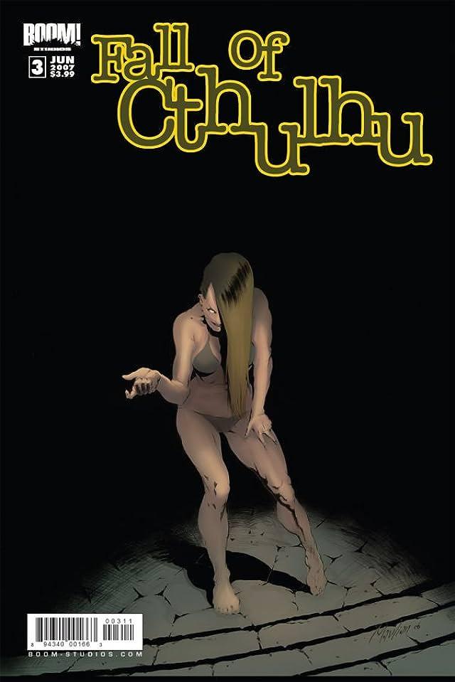 Fall of Cthulhu Vol. 1: The Fugue #3