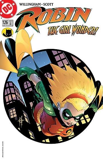 Robin (1993-2009) #126