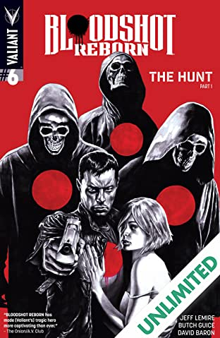 Bloodshot Reborn #6: Digital Exclusives Edition