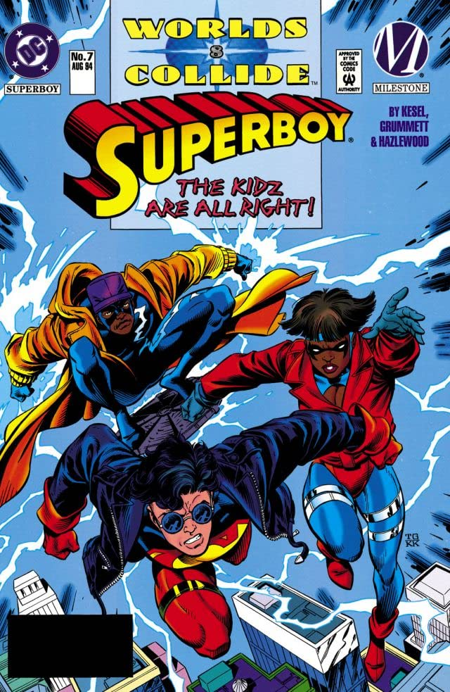 Superboy (1994-2002) #7