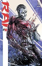 Rai (2014- ) #10: Digital Exclusives Edition