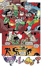 Teen Titans Go! (2004-2008) #25