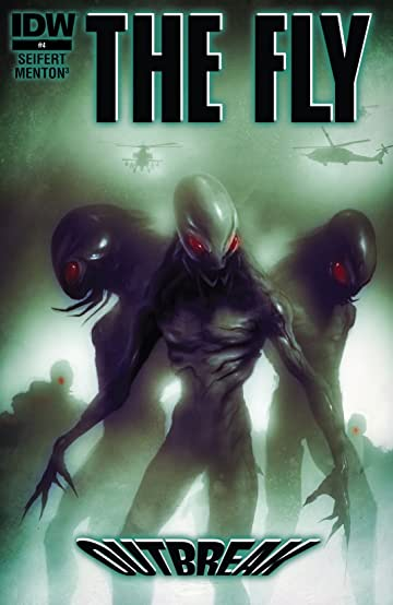 The Fly: Outbreak #4 (of 5)