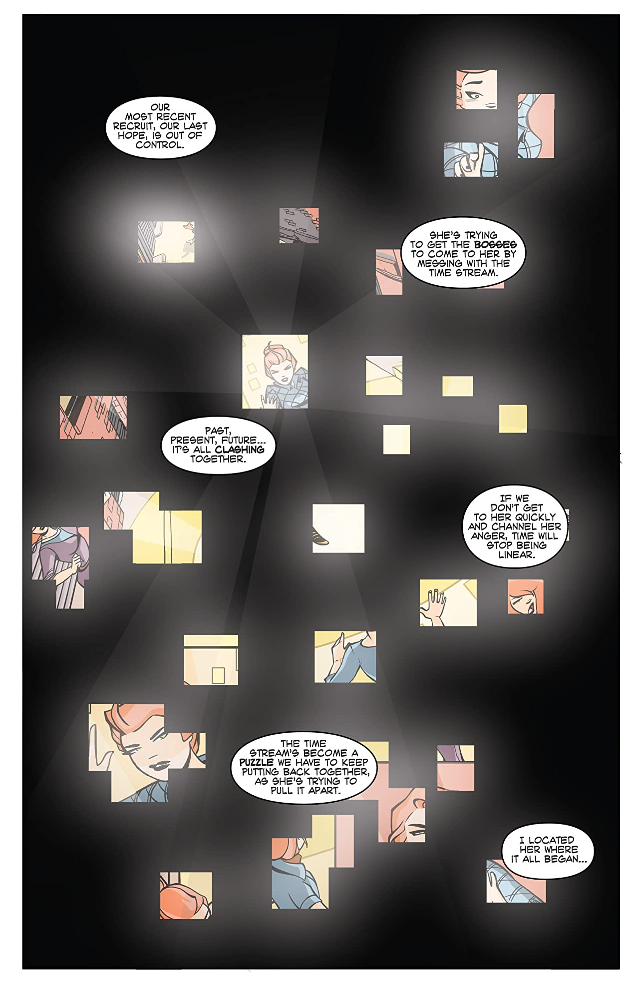 The Infinite Loop #4 (of 6)
