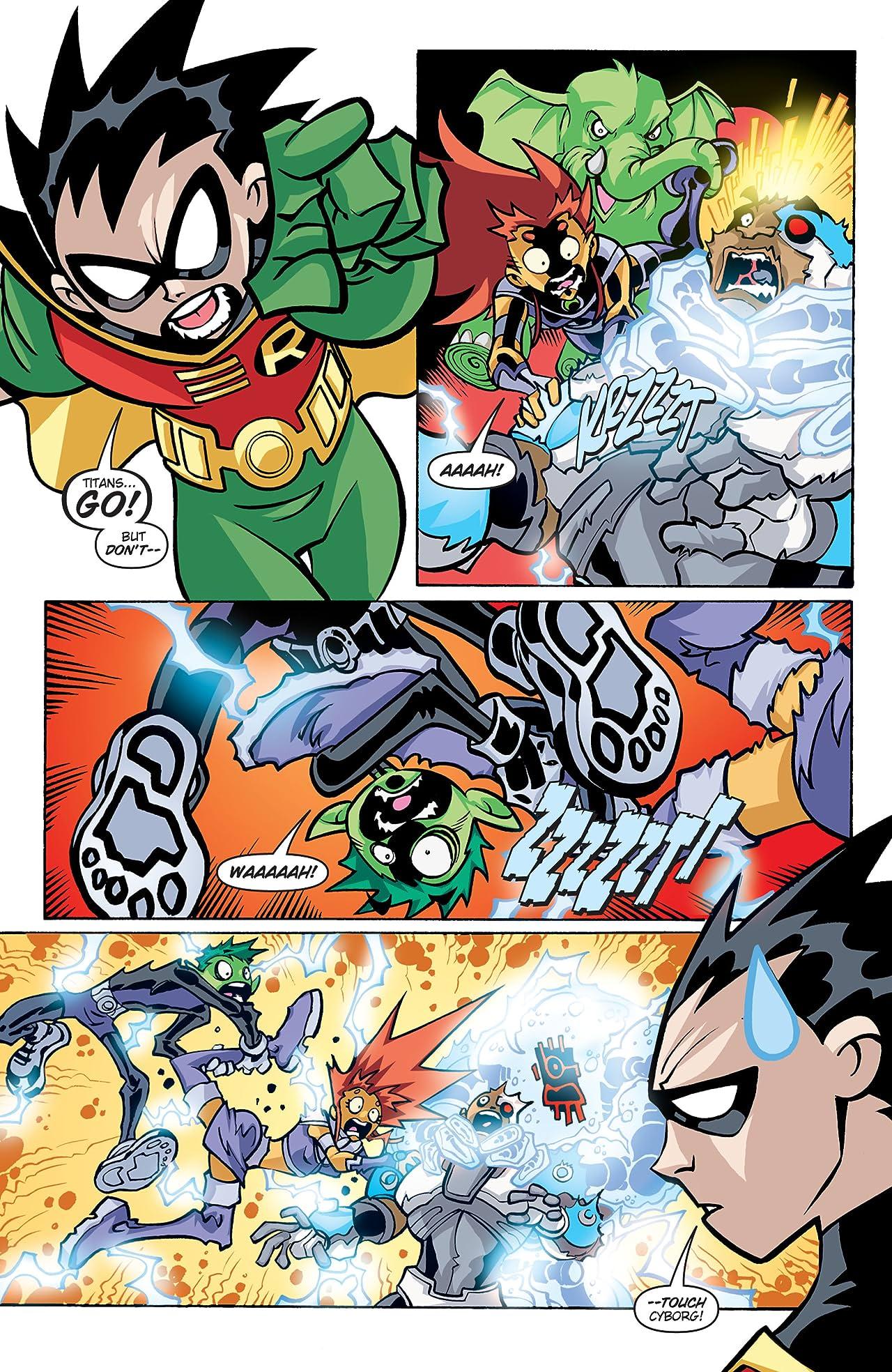 Teen Titans Go! (2004-2008) #27