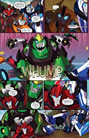 Transformers: Robots In Disguise Animated (2015-2016) #1