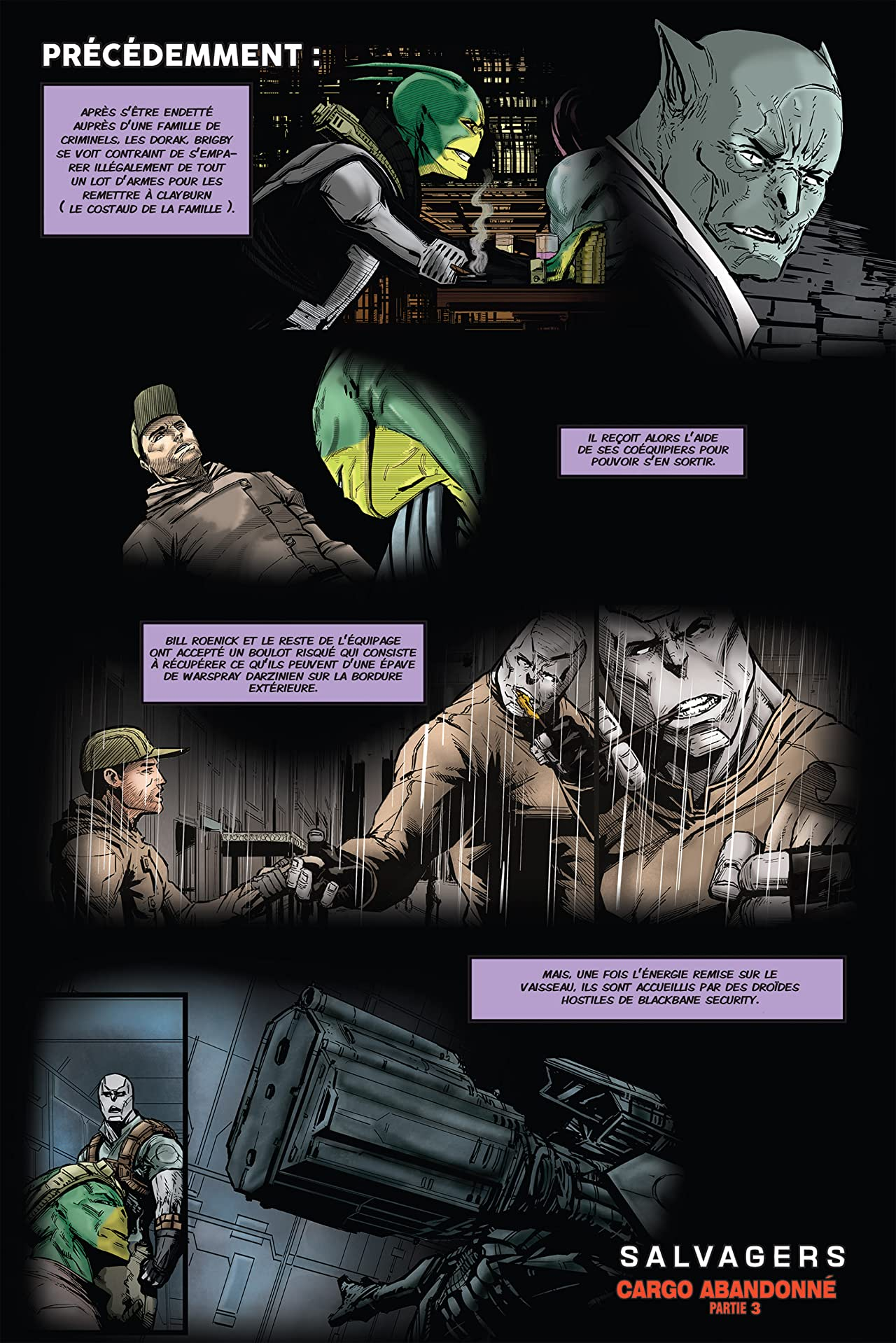 Salvagers #3