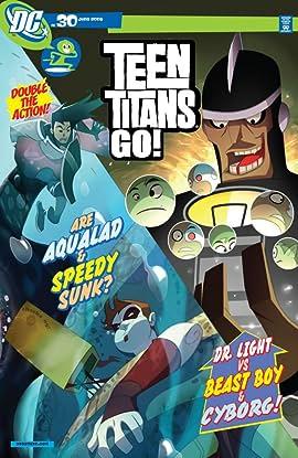 Teen Titans Go! (2004-2008) #30