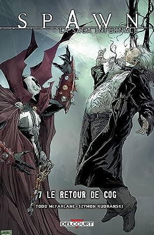 Spawn - La saga infernale Tome 7: Le Retour de Cog