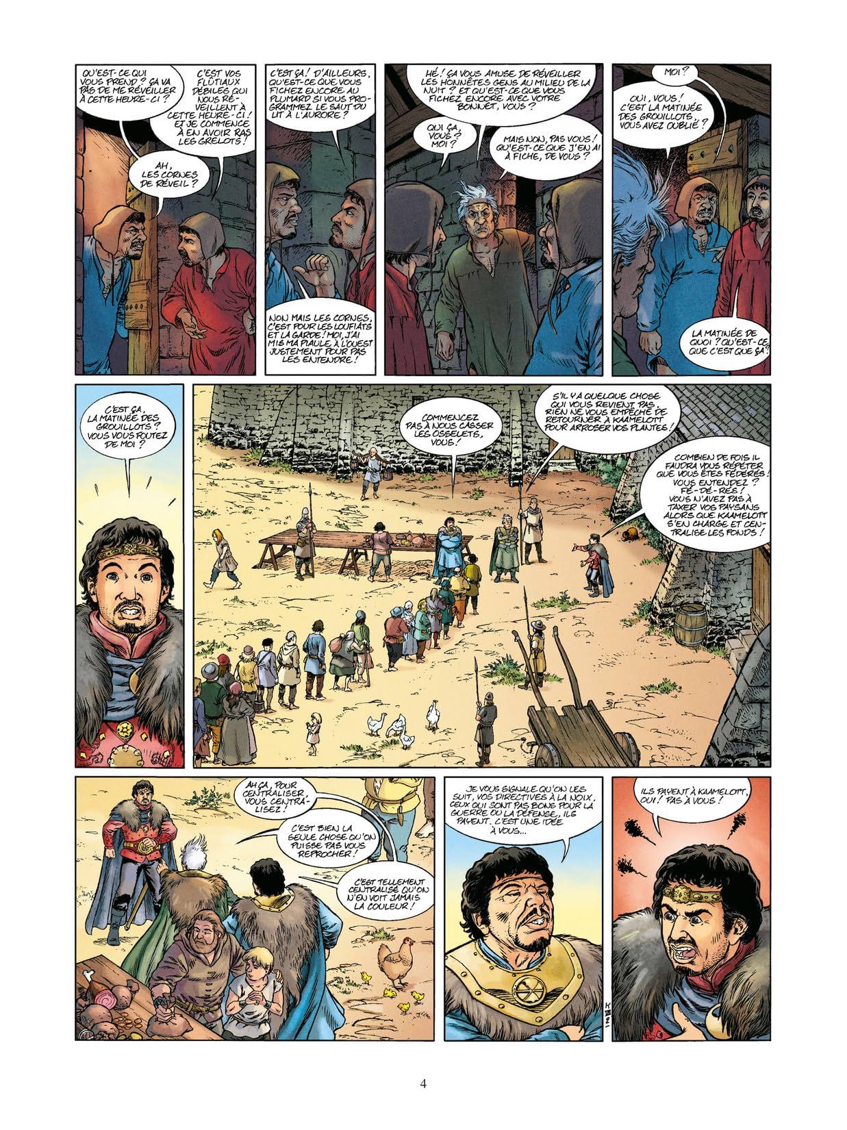 Kaamelott Vol. 7: Contre-attaque en Carmélide