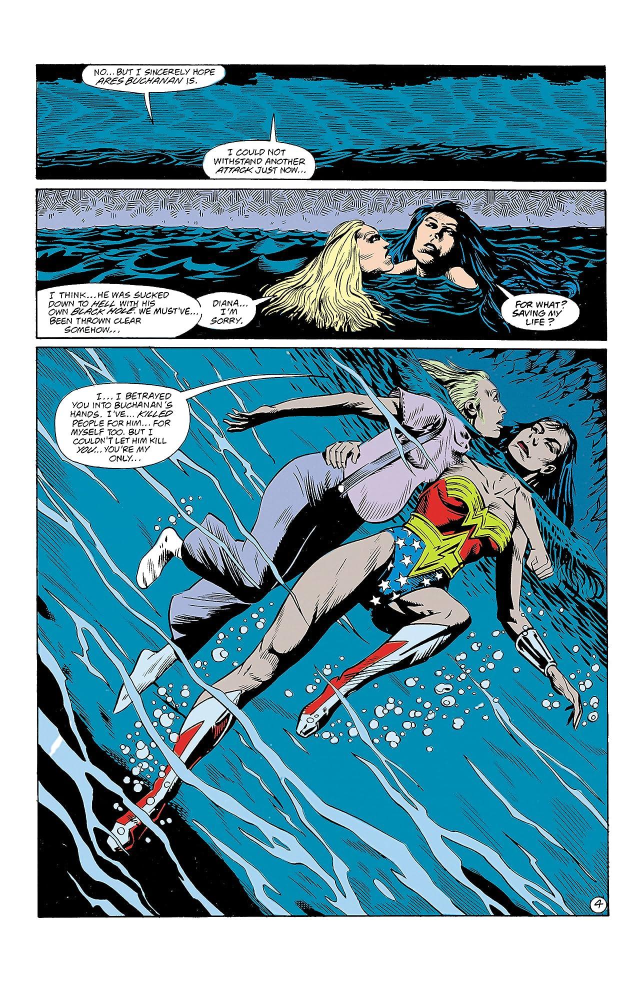 Wonder Woman (1987-2006) #84