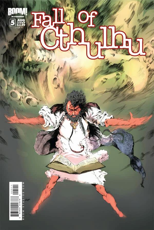 Fall of Cthulhu Vol. 1: The Fugue #5 (of 5)