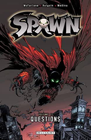Spawn Tome 11: Questions