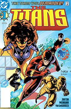 The Titans (1999-2003) #1