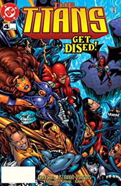 The Titans (1999-2003) #4