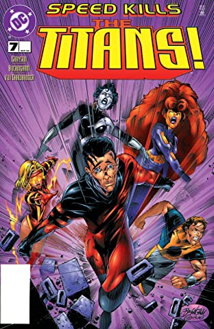The Titans (1999-2003) #7